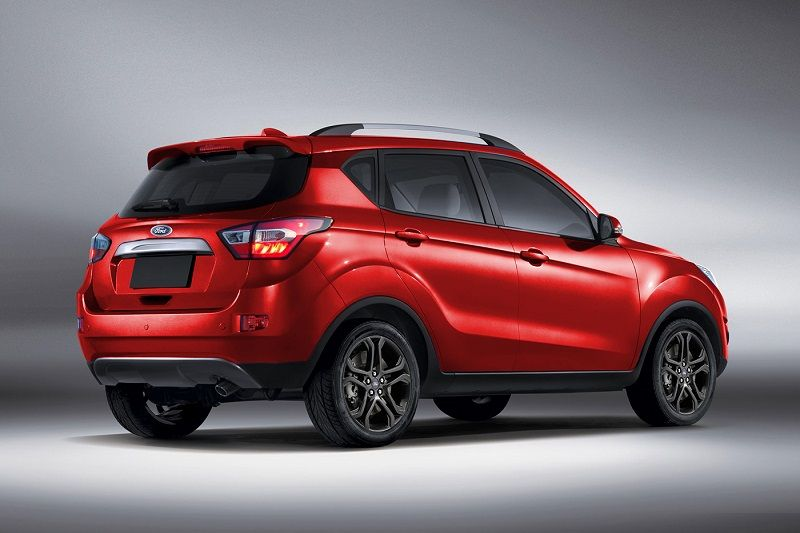 Ford Unveils The Puma Crossover