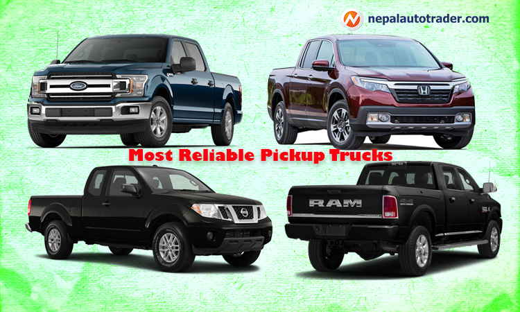 Most Reliable Truck Ever >> The Most Reliable Pickup Trucks